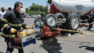 85 yaşındaki yaşlı adam traktörün altında kalarak hayatını kaybetti