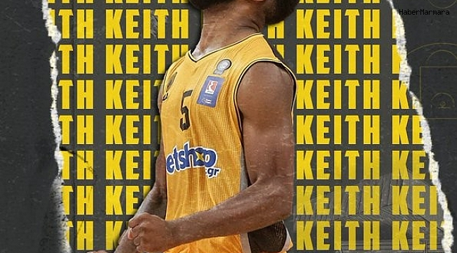 AEK, Keith Langford'ın sözleşmesini uzattı