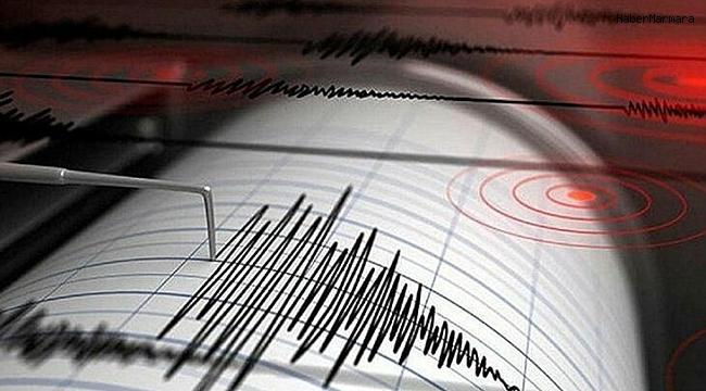 AFAD son dakika duyurdu:  3.5 büyüklüğünde deprem!