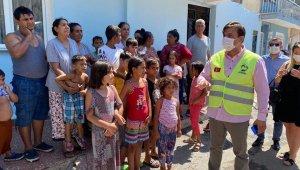 AK Partili Bekle'den çocuklara bayram hediyesi