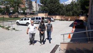 Amasya'da motosiklet çalan hırsız Tokat'ta yakalandı