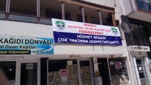 Amatör Spor Kulüpleri Federasyonu yeni hizmet binası çalışmalarına başladı