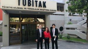 Aydın Fen Lisesi'nden, TÜBİTAK yarışmasında Türkiye birinciliği