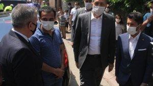 Bakan Selçuk'tan okuldaki patlamada ölen öğretmenin ailesine taziye