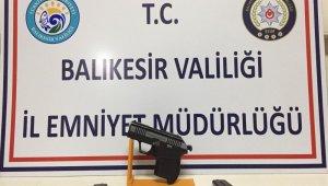 Balıkesir'de 1 ayda 144 silah operasyonu