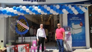 Bandırma İhlas Mağazası hizmete açıldı