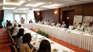 Başkan Hürriyet, Fethiye Caddesi için TMMOB ile bir araya geldi