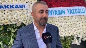 Beşiktaş Başkanı Çebi'den genç girişimcinin restoranına sürpriz