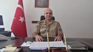 Bilecik İl Jandarma Komutanı J. Kd. Albay Muzaffer Sandal oldu