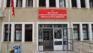 """Bolu'da, Nüfus Müdürlüğü'ne girerek """"Size virüs hediye getirdim"""" diyen şahsa 3 bin lira para cezası"""