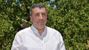 Borsa Başkanı Özcan'dan tahmini kayısı rekoltesi açıklaması