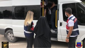 Bursa'da şafak vakti DEAŞ operasyonu: 1'i kadın 4 kişi gözaltında