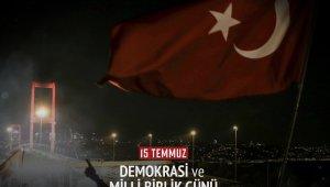 Bursaspor'dan 15 Temmuz mesajı