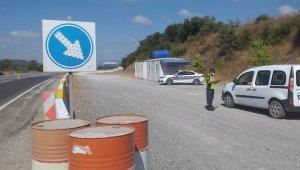 Çan İlçe Jandarma ekiplerinden 'Huzur Güven Uygulaması'