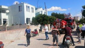 Çanakkale'de ev yangını: 1 ağır 2 yaralı