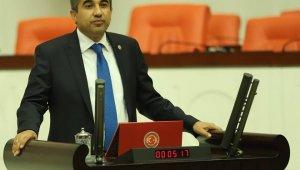 CHP Milletvekili İlhan, İHA'nın gündeme getirdiği tarihi kervansaray hanının son durumunu TBMM'de sordu