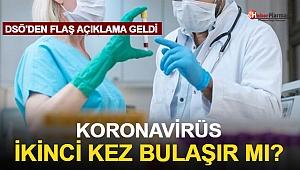 DSÖ'den 'Koronavirüs ikinci kez bulaşır mı ...