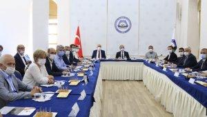 DTSO'dan Vali Karaloğlu'na brifing