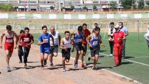 Erciş'te '15 Temmuz Atletizm Koşusu' yapıldı