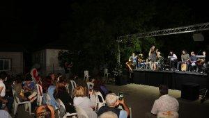 Erdemli'de 'Kontrollü sanat günleri' etkinliği