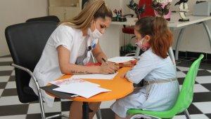 Esenyurt Belediyesi'nden özel çocuklara bireysel eğitim
