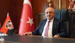 Gaziantep FK Başkanı Büyükekşi'den 15 Temmuz mesajı