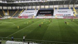 Gençlerbirliği-Fenerbahçe maçında ilginç an