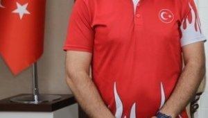 """Halil Adak: """"Ülkemizi en iyi şekilde temsil edeceğiz"""""""