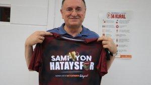Hatay Büyükşehir Belediye Başkanından şampiyonluk açıklaması