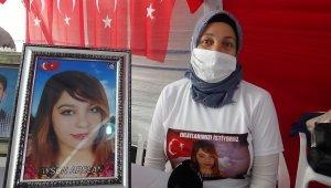 HDP önündeki ailelerin evlat nöbeti 316'ncı gününde