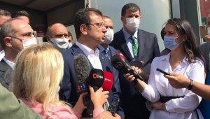 İBB Başkanı İmamoğlu, Kanal İstanbul projesi için itiraz dilekçeleri sundu