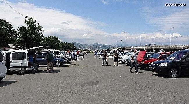 İkinci el araç piyasasında fiyatlar iki kat arttı