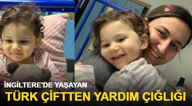 İngiltere'de yaşayan Türk çiftten yardım çığlığı