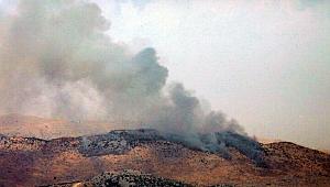 İsrail Ordusu Lübnan'ı vurdu
