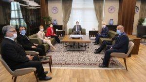 İYİ Parti ve Yeniden Refah Partisi'den tebrik
