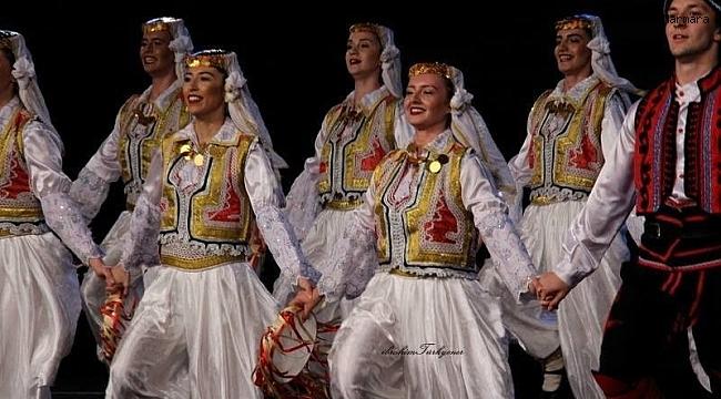 İzmitli dans ekibi Türkiye'yi temsil edecek