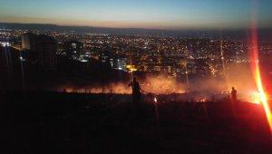 Kamatya'da yangın uyarısı
