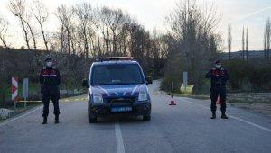 Kastamonu'da 2 köy daha karantina altına alındı