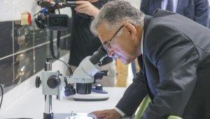 Kayseri Bilim Merkezi geleceğin bilim insanları için yenilendi