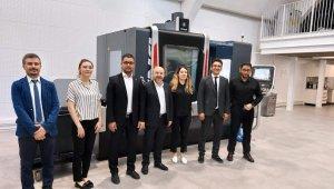 Kayseri Model Fabrika'nın Makine teslim alma prosedürü tamamlandı