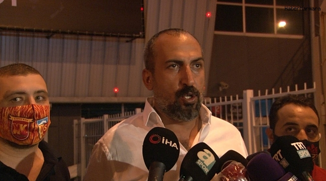 Kayserispor'a PFDK'dan ceza