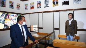Kemal Sunal, memleketi Malatya'da anıldı