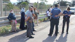 Kocaeli'de yolcu otobüsünün karıştığı zincirleme kaza: 4 yaralı