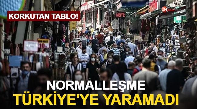 Korkutan tablo! Normalleşme Türkiye'ye yaramadı...