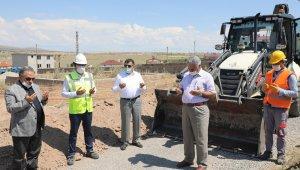 Kuruköprü'ye doğalgaz, Cebir'e sosyal tesis