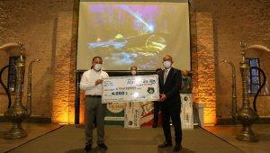 Meram'da fotoğraf yarışmasında dereceye girenler ödüllerini aldı
