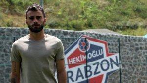 """Musa Caner Aktaş, """"Trabzon'a şampiyon olarak dönmek istiyoruz"""""""