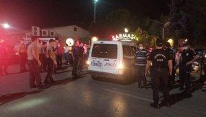 Olaylı düğünde 6 kişi gözaltına alındı