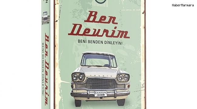 """""""Ben Devrim: Beni Benden Dinleyin'' isimli belgesel roman yayımlandı"""