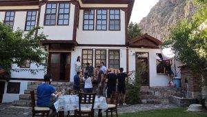 """""""Saffat"""" filminin çekimlerine Amasya'da başlandı"""